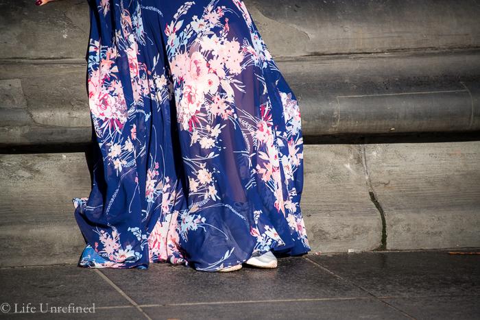floral maxi dress-3